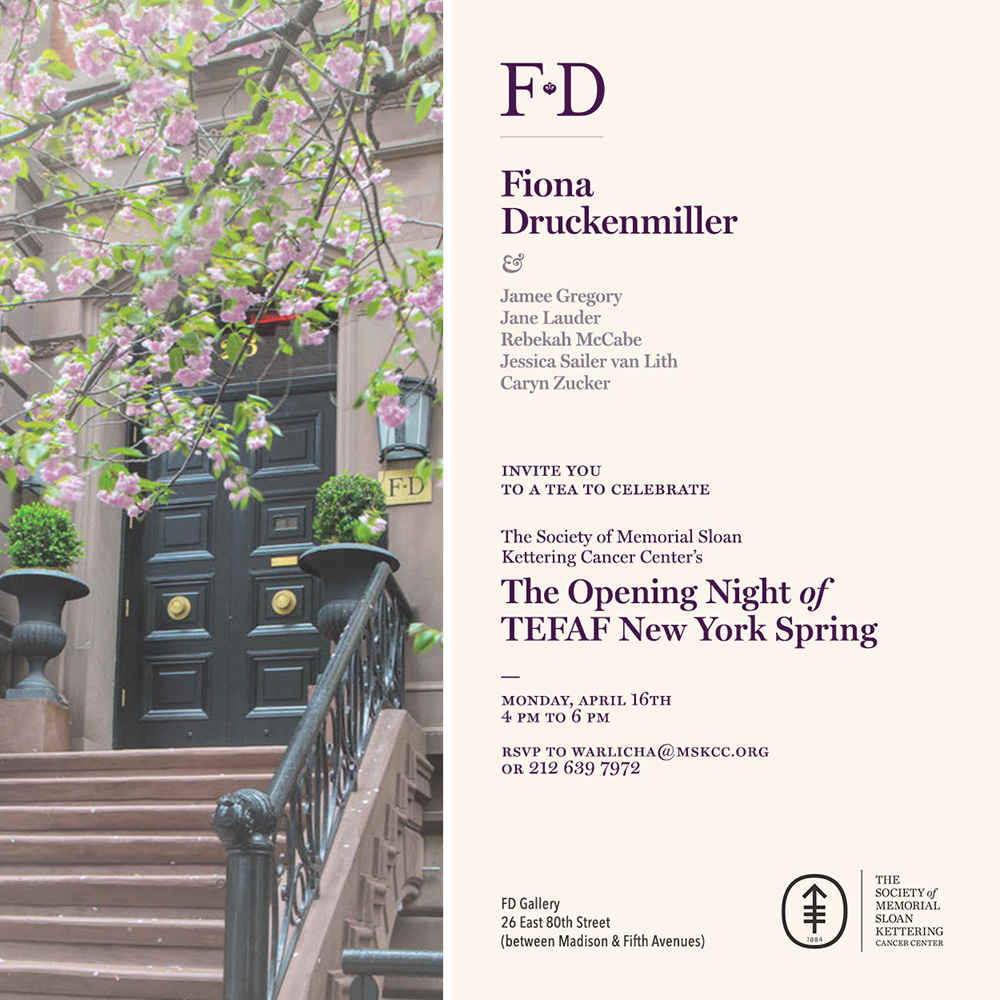 Print and Email Design for FD Gallery